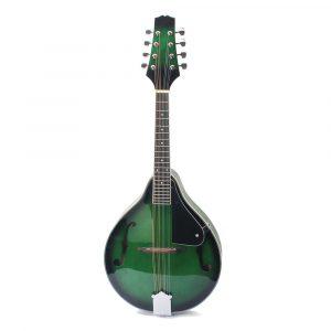 Homeland New A Style Mandolin Guitar med 8 Strängar F Hole Mandolin