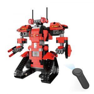 MoFun M1 2.4G 4CH DIY Smart fjärrkontroll Byggd Block RC Robot Toy