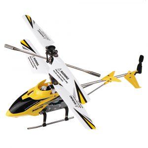 Uppgraderad SYMA S107H 2.4G 3.5CH Hover Altitude Hold Radiostyrda Helikopter med Gyro RTF