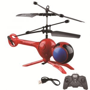 3CH Dragonfly RC Helikopter ABS Infraröd Kontroll Helikopter Toy