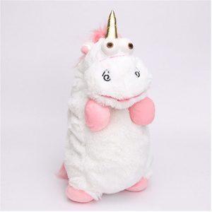 """16 """"40cm Unicorn Plush Toy Mjuka fyllda leksaker DjurDockas Roliga Present"""