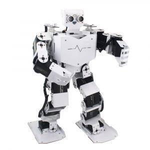 LOBOT Robo-Soul H3.0 Arduino Smart Programmering RC Robot Voice Infraröd Control Tracking Robot Toy