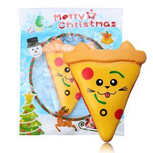 Pizza Kameleon Squishy Långsam Stigande Leksak