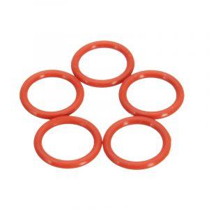 5st 12mm försegling gummipackning O Ring Tätning Gummi DIY Stirling Motor Reservdel