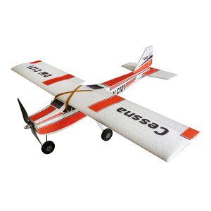 Cessna 960mm Wingspan EPP Polywood Training RC Flygplan KIT