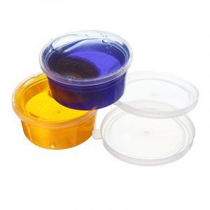 Galaxy Slime Bomull Candy Plasticine Crystal Mud Clay DIY pedagogisk Leksaker