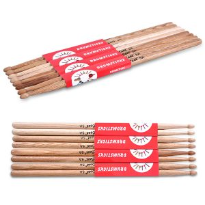 Par 5A Oak Drumsticks Stick