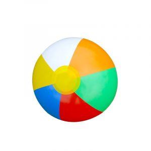 23cm Färgglada Uppblåsbara Strandleksak Ball Float Water Swimming Play för barnleksaker