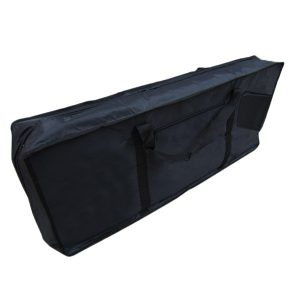Bärbara 61 Tangentnycklar Electone Electronic Music Keyboard Gig Bag Case