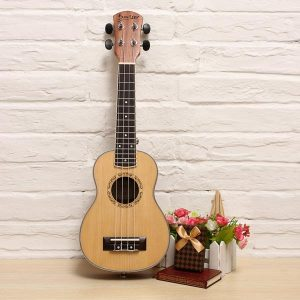 Deviser UK21-70S 21 tums Sopran Style Advanced Ukulele