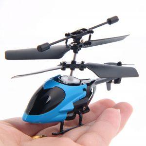QS QS5013 2.5CH Mini Micro fjärrkontroll RC Helikopter