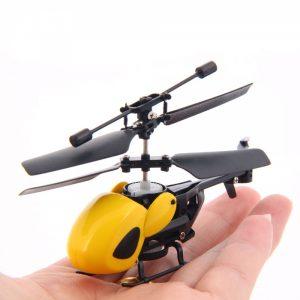QS QS5010 3.5CH Super Mini Infraröd RC Helikopter med Gyro Mode 2