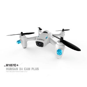 Hubsan X4 Camera Plus H107C + 2.4G 720P RC Quadcopter-lägesomkopplare RTF