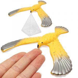 Magic Balancing Bird Science Desk Toy Nyhet Fun Learning Gag Present