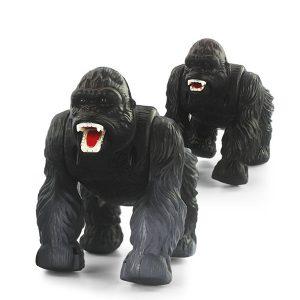 1 st Infraröd fjärrkontroll Simulering Orangutan RC Djurleksaker 9983