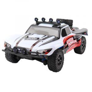 PXtoys 9301-1 1/18 High Speed 40km / h Buggy RC-bil med skyddskortets huvudljus
