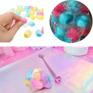 13g Slime DIY Material Stuff Barn Stress Fluffy Slime Barn Leksaker