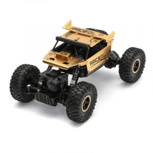 Alloy 2.4G 1/18 4WD Crawler Climbing Professionell Off-Road Vehicle RC bil