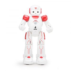 JJRC R12 CADY WISO Smart RC Robot Intelligent Programmering Singing Dancing Patrol Robot Toy