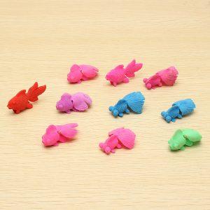10st Goldfish Water Swell växande leksak barn Present Expansion Leksaker
