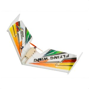 DW HOBBY Mini Rainbow EPP 600mm Wingspan FPV Flying Wing RC Flygplan Kit
