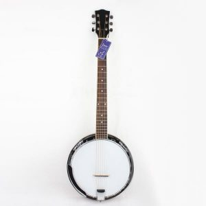 6-sträng Banjo Exquisite Professional Sapelli Notopleura Trälegering