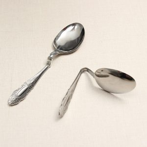 Kingmagic Magic Spoon Mind Böjning Spoon Magic Props