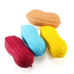 Squishy Peanut 14cm långsammare doftande samling present inredning mjuk squeeze leksak