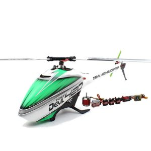 ALZRC Devil 420 FAST FBL RC Helikopter Super Combo