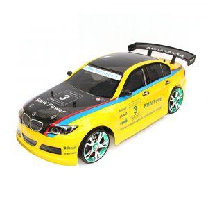 1/10 2.4G 4WD Drift Radiostyrda Bil Multi Färger