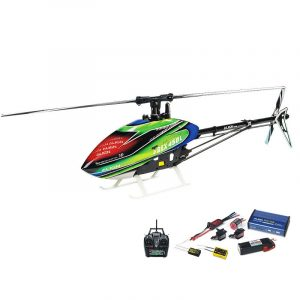 ALIGN T-REX 450LP RC Helikopter RH45E32XW Dominator Super Combo
