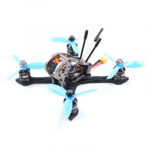 GEPRC Sparrow V2 MX3 139mm FPV Racing RC Drone med F4 20A BLHeli_S 48CH Runcam Micro Swift BNF PNP