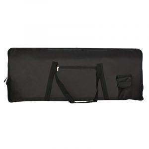 Bärbar 420D Oxford Fabric Keyboard Piano Väska för 76 Keys Elektroniskt Organ Musical Instrument