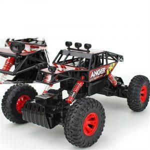 Radiostyrd RC Bil,4WD 4x4 Drivning Dubbel Motor Rock Crawler