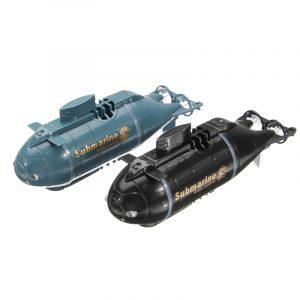 Happy Cow 777 - 216 Mini RC Racing ubåt båt fjärrkontroll leksaker