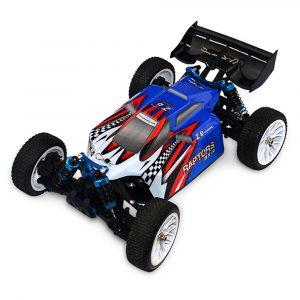 ZD Racing RAPTORS BX-16 9051 1/16 2.4G 4WD 55km / h Brushless Racing RC bil Off-Road Buggy RTR Leksaker