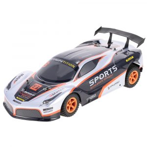 WlLeksaker L209 1/10 2.4G 2WD 35KM / h Brushed Racing Rc Bil Flat Sport Drift Vehicle RTR Leksaker