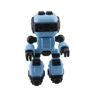 CRAZON 1802 Smart RC Robot Toy Infraröd kontroll Sing Dance Voice Meddelande Record Story Telling Toy