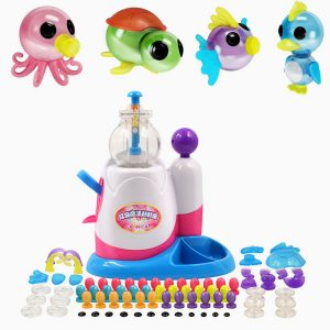 EAKI Magical Magic Waves Sticky Mega Starter Pack Inflatorbollar Fun Uppblåsbara Leksaker Barn Present
