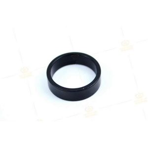 Kingmagic Hardcover Black Magician Magnetisk Ring Rostfritt Stål Magic Props