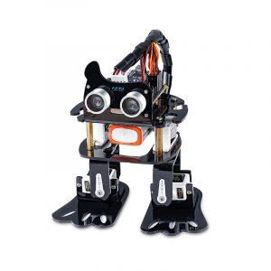 SunFounder DIY 4DOF Robot Kit Program Inlärningssats för Arduino Nano