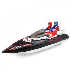 Flytec 2011-15B 24CM 40MHZ 4CH 10KM / H High Speed Racing RC Båt