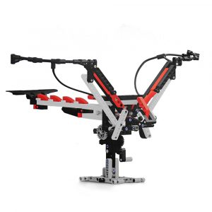 280st  Kraft  Maskineri  Byggmontering DIY Block Leksaker