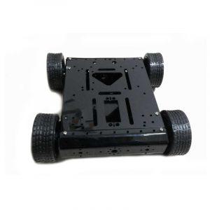4WD DIY Drive Mobil Robot Platform Robot Tank Bil Chassi För Arduino