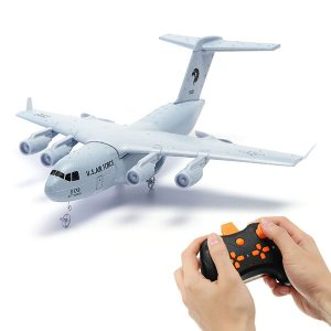 C17 C-17 Transport 373mm Wingspan EPP DIY RC Flygplan RTF
