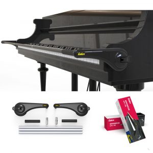 Galux GPC-700 Piano Hand Ortoser Handledsarmar Övningstyp Gesture Corrector Verktyg för nybörjare