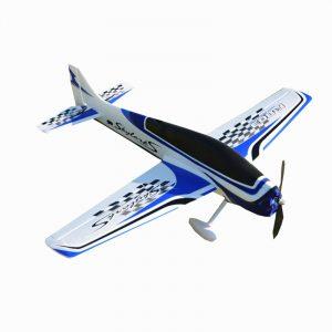 F3A 950mm Wingspan EPO Trainer 3D Aerobatic Aircraft RC Flygplan Glider KIT för nybörjare
