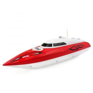 Flytec 2011-15A 24CM 40HZ Vattenkyld Motor RC Båt Trådlös Racing Fast Ship