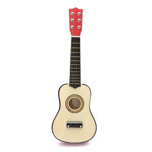 21 tum nybörjare akustisk gitarr 6 String med pick