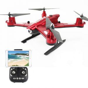 FQ777 FQ02W Wifi FPV Med 3D Fällbar Armhöjd Hold 2.0MP Kamera RC drönare Quadcopter RTF